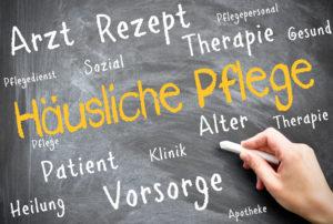 Häusliche Kranken- und Altenpflege